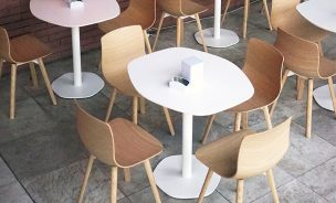 Loku Café Table