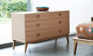 Valentine Chest of Drawers