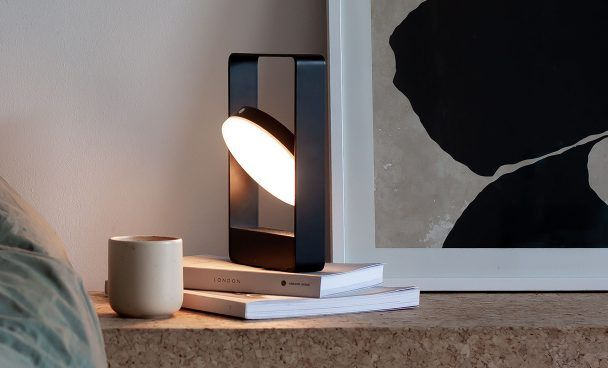 Mouro Lamp | Black | Patricia Perez Furniture | Case Furniture